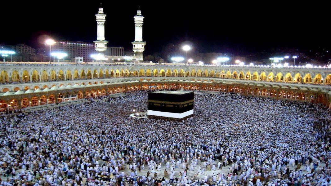 Makkah by Night